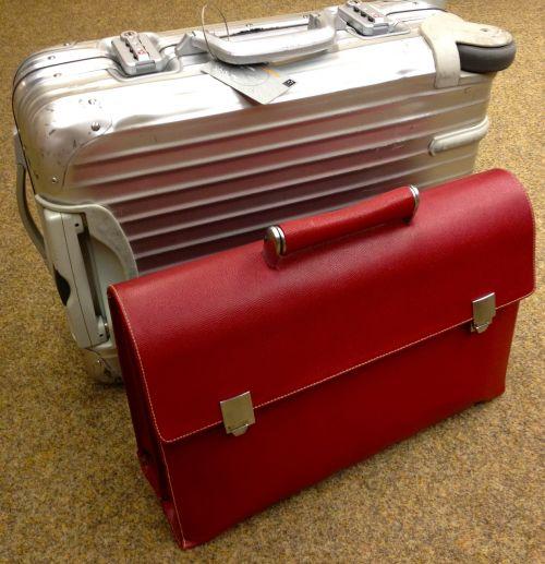 briefcase luggage travel