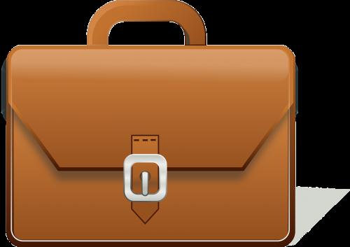 briefcase office suitcase