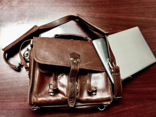 briefcase professional notebook