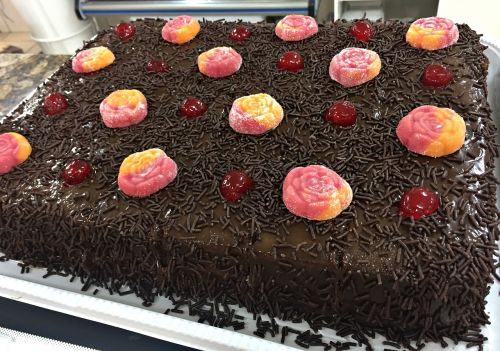 brigadier brigadeiro cake chocolate cake