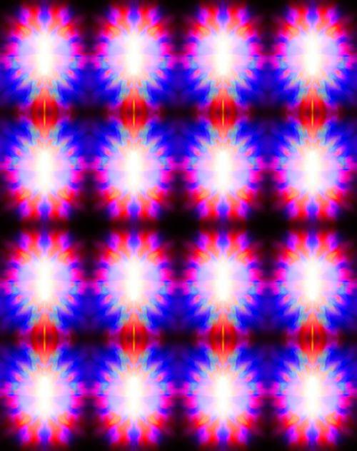 Bright Colours Surrounding Light