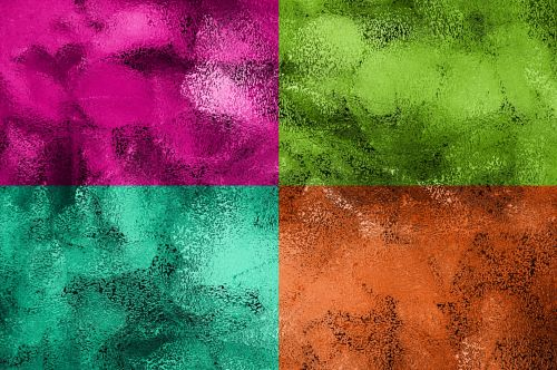 Bright Quad Abstract Background
