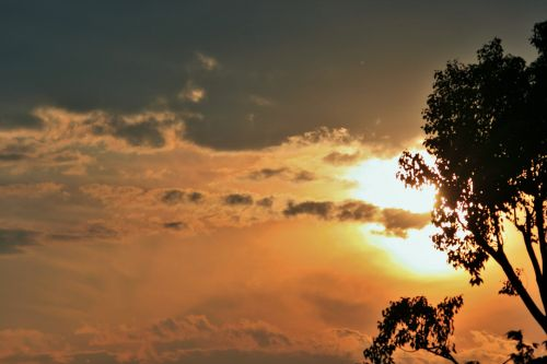 Bright Sundown
