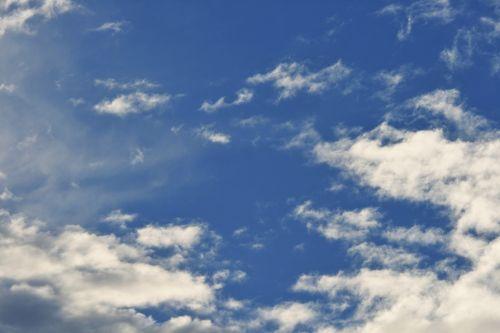 Bright White Cloud