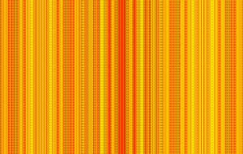 Bright Yellow And Red Line Pattern