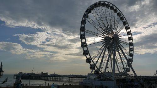 brighton pier wheel