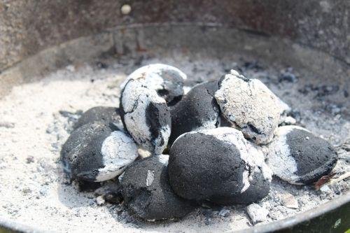 briquette fire grill