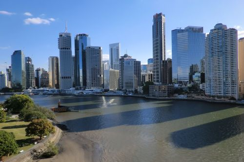 brisbane river queensland