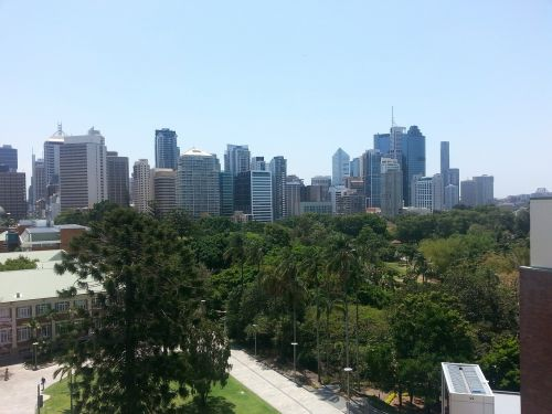 brisbane queensland urban