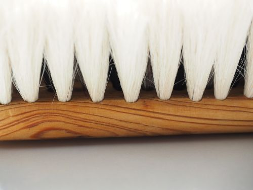 bristles goat hair brush brush