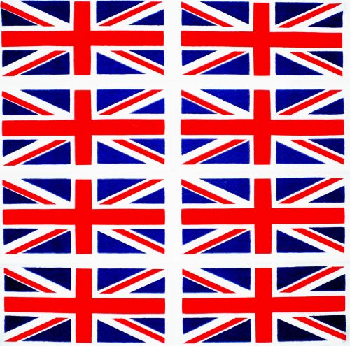Britain Flag - Background