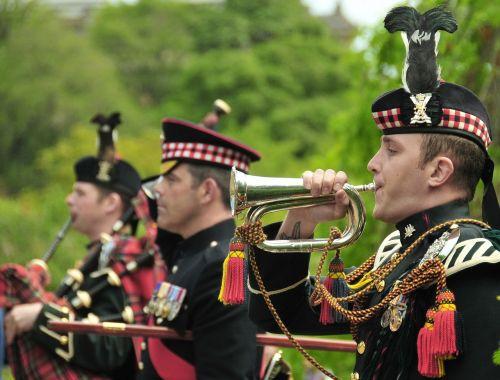 british royal scots dragoon edinburgh