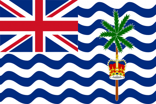 british indian ocean territory flag national flag