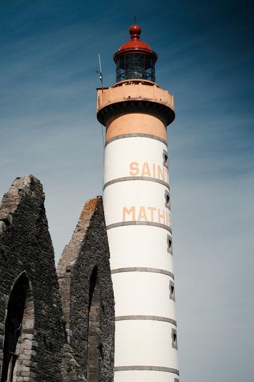 brittany lighthouse navigation