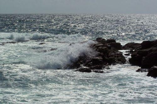 brittany sea landscape