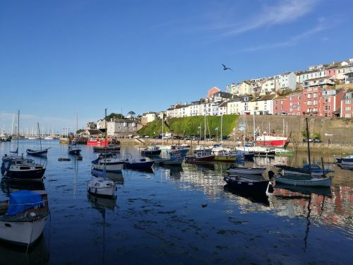 brixham harbour devon