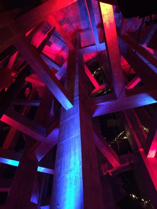 brønshøj water tower colors architecture