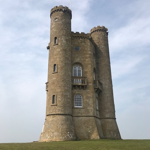broadway tower  tower  folly