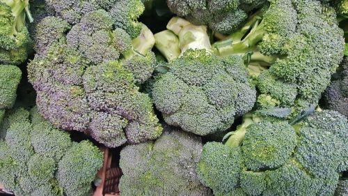broccoli vegetables greens