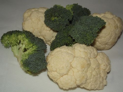 Brokoliai, & amp, žiediniai kopūstai, florets, brokoliai ir amp, žiediniai kopūstai (02)