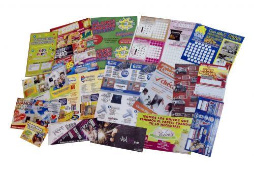 brochures offset printing