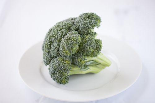 brocoli vegetables salad
