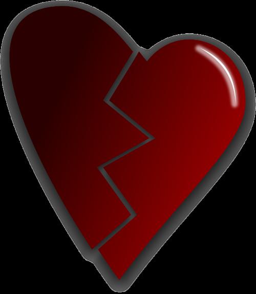 broken heart love