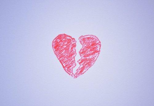 broken heart  broken  heart
