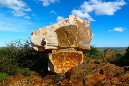 broken hill outback landscape