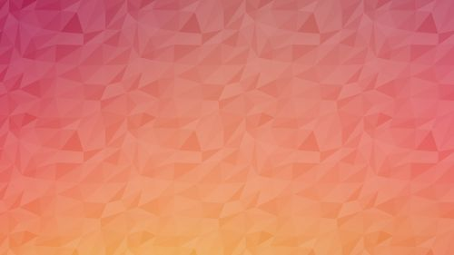 broken triangle ppt backgrounds low poly