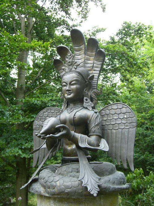bronze figure art