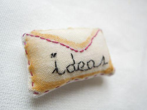 brooch miniature ideas