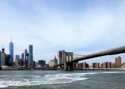 brooklyn bridge nyc new york