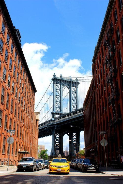 brooklyn bridge new york brooklyn