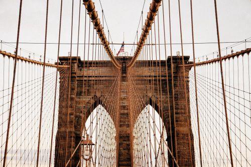 brooklyn bridge new york landmark