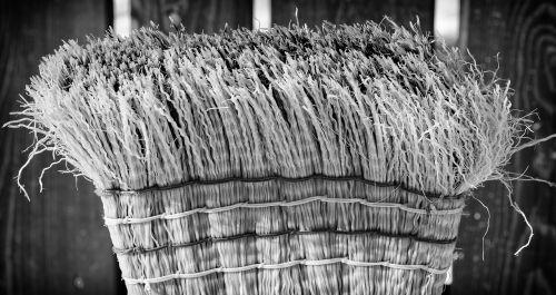 broom return sweep