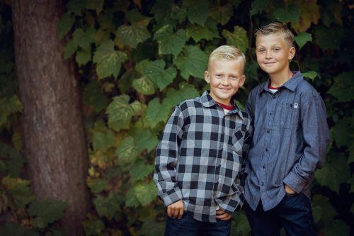 brothers kids boy