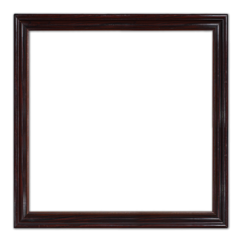 brown frame square