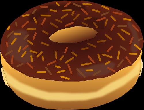 brown dessert donut