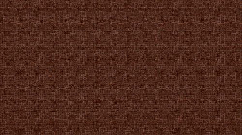 Brown Bold Mosaic Wallpaper
