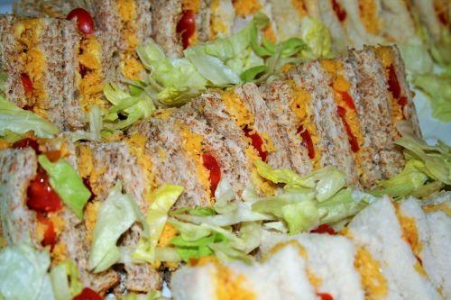Brown Bread Sandwiches