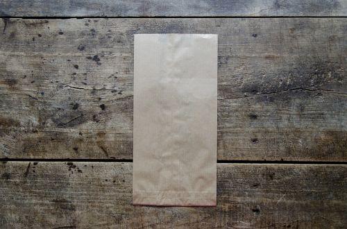 brown paper bag bag paper