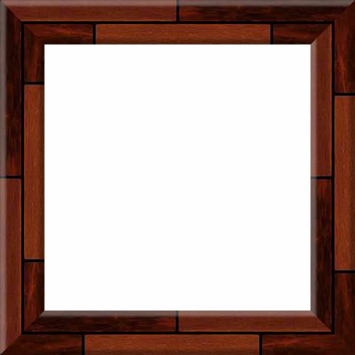 Brown,wood,patchwork,frame,isolated,photo,frame,decoration,