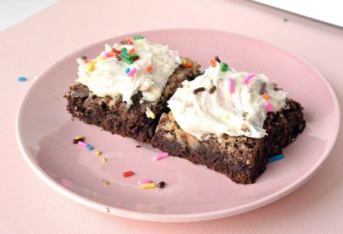 brownies cake batter homemade brownies