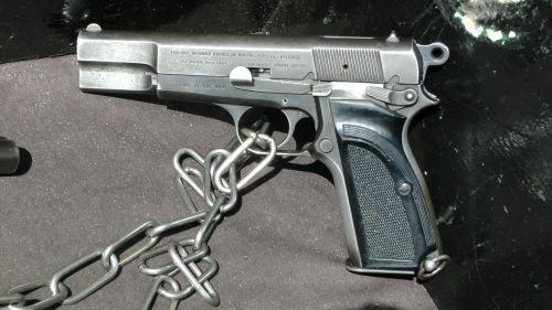 Browning Handgun Pistol