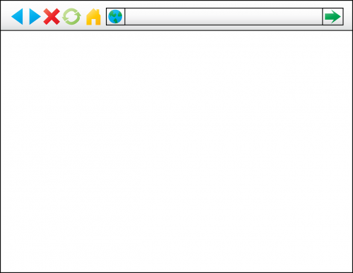 browser window viewport
