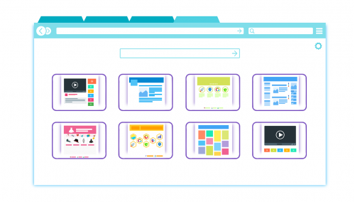 browser internet tab