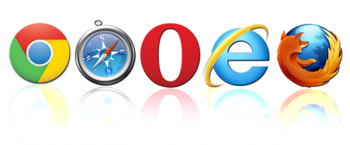 browsers internet web design