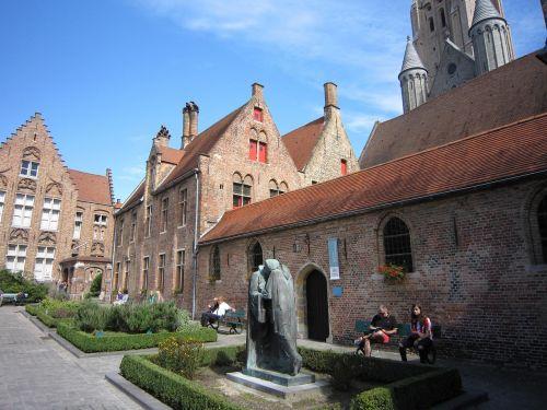 bruges city belgium