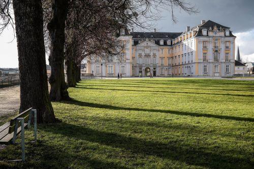 brühler closed castle brühl